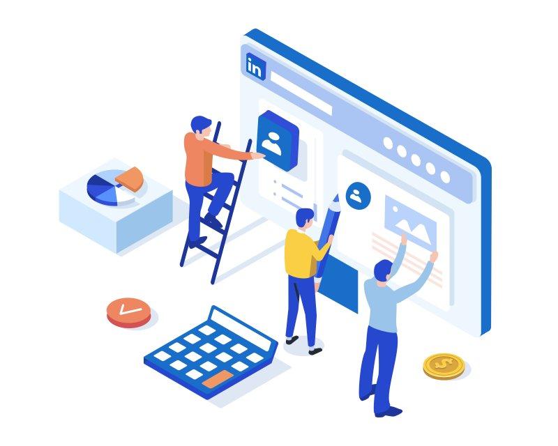 Online školení + workshop + 1:1 konzultace: Jak využít LinkedIn v byznysu