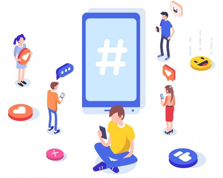 Marketingová strategie pro sociální sítě (Zoom)
